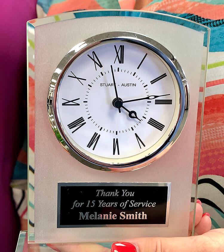 Melanie Smith FNBCT Anniversary